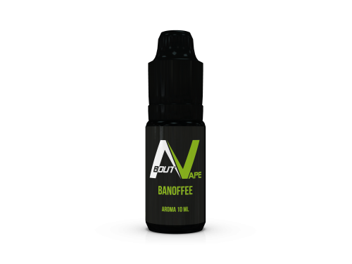 About Vape Aroma - Banoffee 10ml