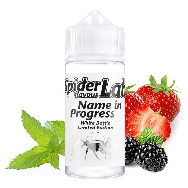 Spider Lab Flavour - Name in Progress [Limited Edition] 10ml
