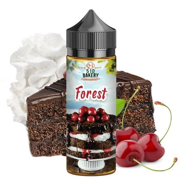 510Cloudpark Aroma - Forest Bakery 17ml
