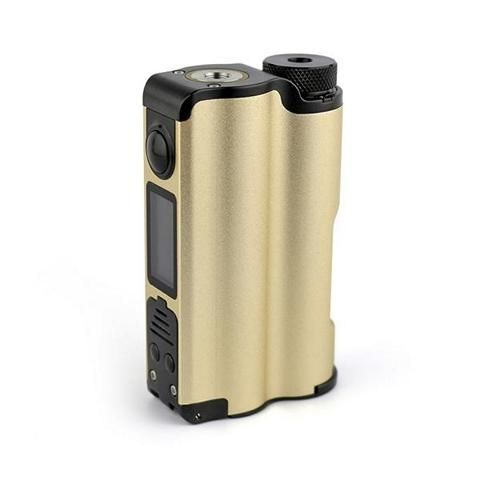 DOVPO Topside 90W Top Fill TC Squonk MOD - Gold