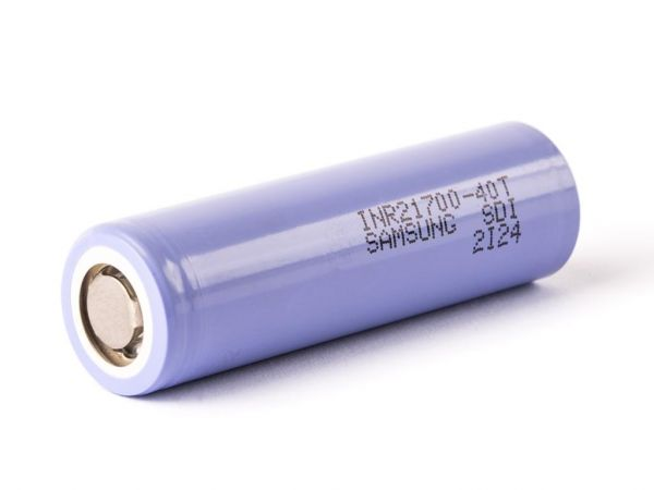 Samsung INR21700 40T 4000mAh 35A