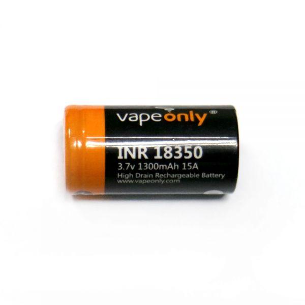 VapeOnly 18350 INR 1100mAh 15A