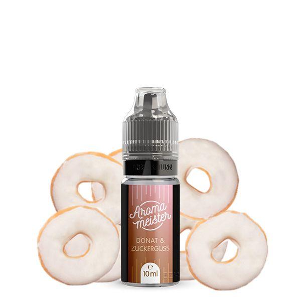 Aromameister Aroma - Donat & Zuckerguß 10ml
