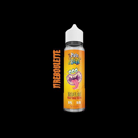 Liquideo - Tireboulette - 50ml Overdosed