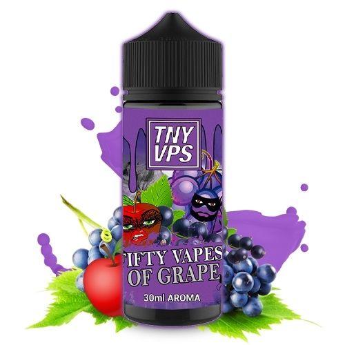 Tony Vapes - Fifty Vapes of Grape Aroma - 30ml