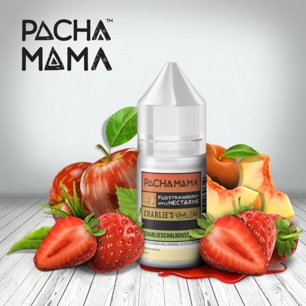 Pacha Mama Aroma - Fuji Apple Strawberry Nectarine 30ml