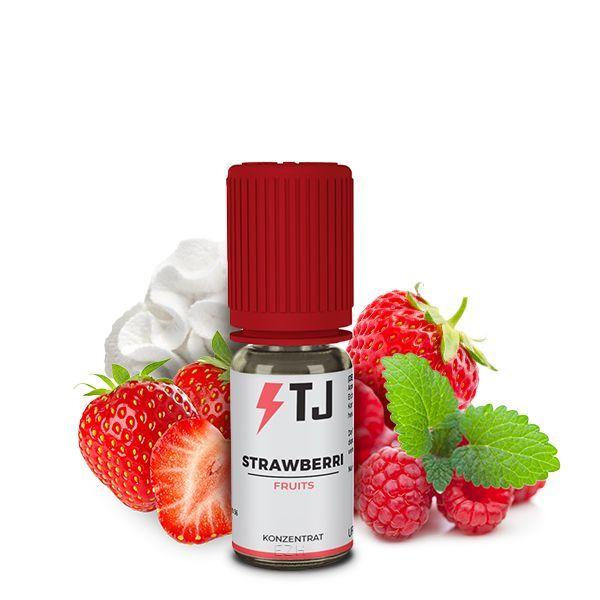 T-Juice Aroma - Strawberri 10ml