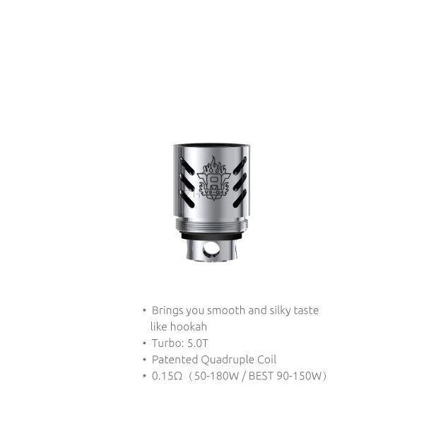 SMOK TFV8 Verdampferköpfe -V8-Q4