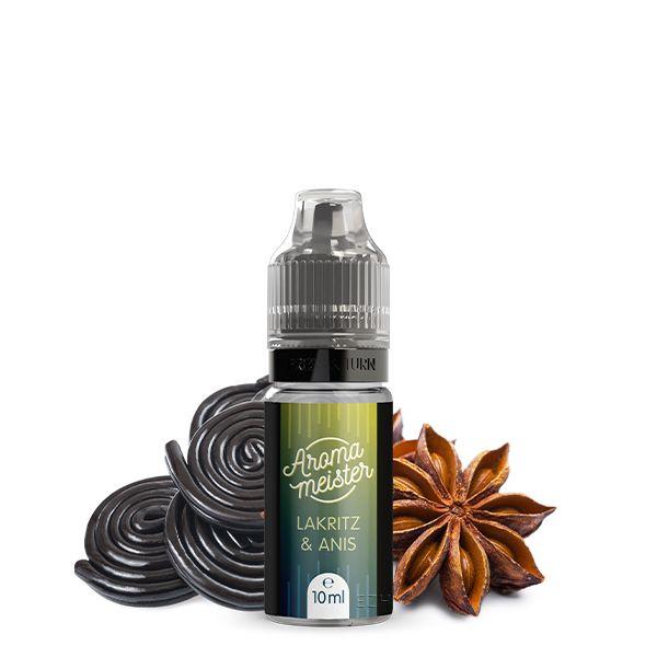 Aromameister Aroma - Lakritz & Anis 10ml