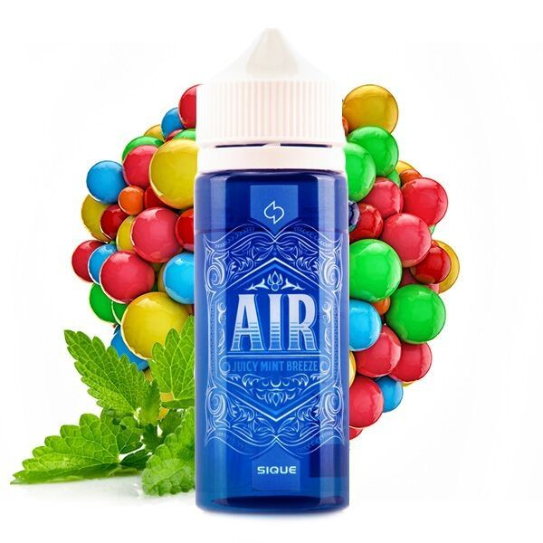 SIQUE Air - 100ml Overdosed