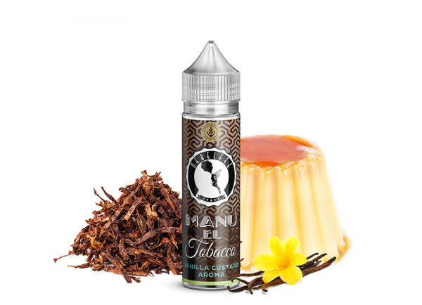 Nebelfee Aroma - Manu El Tobacco 10ml Longfill