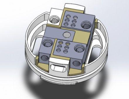 Steam Crave Aromamizer Ragnar RDTA - Series Deck (SC301)