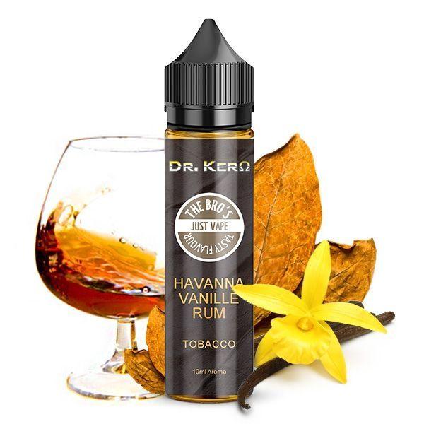Dr. Kero X The Bro's - Havanna Vanille Rum Aroma 10ml