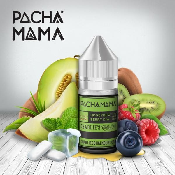 Pacha Mama Aroma - Mint Leaf Honeydew Berry Kiwi 30ml